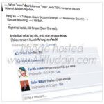 Tips Elakkan Facebook di Hack